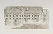 Château de Blois - Centre-Val de Loire - Loir-et-Cher (France) - Façade du Bâtiment François Ier