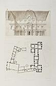 Château de Blois - Centre-Val de Loire - Loir-et-Cher (France) - Bâtiment Gaston d'Orléans