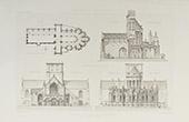 Basilique Saint-Sauveur de Dinan - Bretagne - Côtes-du-Nord - Côtes-d'Armor (France)
