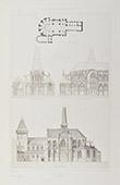 Abbaye Notre-Dame d'Évron - Pays de la Loire - Mayenne (France)