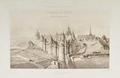 Castle of Vitré - Brittany - Ille-et-Vilaine (France)