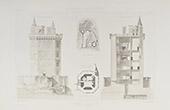 Castle of Oudon - Tower - Pays de la Loire - Loire-Atlantique (France)