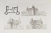 Ch�teau de K�rouz�r� - Castle - Sibiril - Brittany - Finist�re(France)
