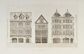 Alte Haus in Rouen - Haute-Normandie - Seine-Maritime (Frankreich)