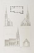 Kirche von Appeville-Annebault - Haute-Normandie - Eure (Frankreich)