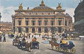 Vue de Paris - Opéra Garnier (France)