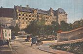 Blois Castle - Loir-et-Cher (France)