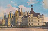 Château de Chambord (Loir-et-Cher - France)