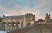 Château de Chenonceau - Indre-et-Loire (France)