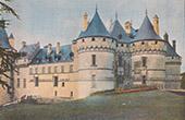 Castle of Chaumont-sur-Loire - Loir-et-Cher (France)
