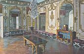 Palace of Versailles - Appartement du Roi - Cabinet du Conseil