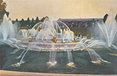 Schloss Versailles - Garten - Le Bassin de Latone