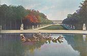 Château de Versailles - Jardin - Le Bassin d'Apollon
