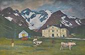 Hospiz - Col du Lautaret - Gebirgspass - Hautes-Alpes (Frankreich)