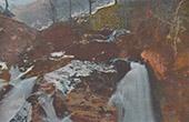 Pyr�n�es - Discoo Wasserfall - Eaux-Bonnes - Ossautal - Pyr�n�es-Atlantiques (Frankreich)