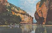 Gorges du Tarn - Le Détroit - Languedoc-Roussillon (Frankreich)