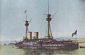 Französische Marine - Kriegsschiff - Schlachtschiff (Frankreich)