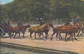 Soldati - Artiglieria - Cavalli (Francia)