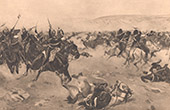 Charge of the Heavy Brigade - Crimean War - James Yorke Scarlett (1854)