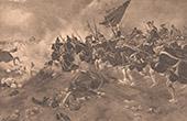 Schlacht von Dettingen - �sterreichischer Erbfolgekrieg (1743)
