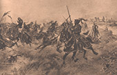 Battle of the Spurs or Battle of Guinegatte - Battle of the Italian Wars (1513)