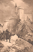 Death of Richard the Lionheart - Siege of Ch�lus-Chabrol (1199)