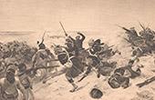 Schlacht von Tel el-Kebir - Kassassin - Ägypten - Anglo-ägyptischer Krieg (1882)