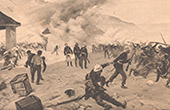 Schlacht von Rorke's Drift - Schlacht des Zulukrieges (1879)