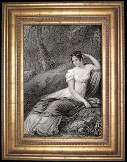 Porträt der Kaiserin Joséphine (1763-1814)