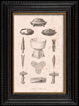 Wikinger - Waffen und Geräte