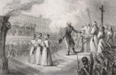 Stich von Französische Revolution : Fest der Föderation  (1790)