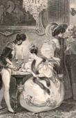 L'�cole des Vieillards by Casimir Delavigne (1824)