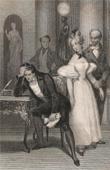 The Comedians / Les Com�diens  by Casimir Delavigne (1820)