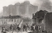 French Revolution : Storming of the Bastille (July 14th, 1789)