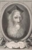 Jesuit Portrait : Ardelio Della Bella - Apostle of Dalmatia (1654-1737)