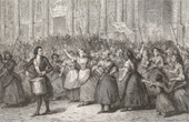 French Revolution : The Women's March to Versailles (1789)
