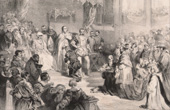 The Abdication of Charles V (Louis Gallait)