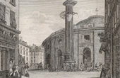 History and Monuments of Paris - Wheat and Flour Market Place (Halle aux Blés et Farines)