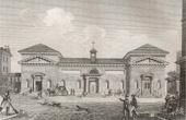 History and Monuments of Paris - Church - Eglise des Capucins de la Chaussee d'Antin