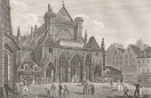 History and Monuments of Paris - Church of Saint Germain l'Auxerrois