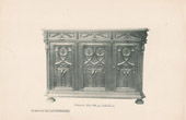 [07/56] - Antique french carved wooden furnitures and Antique Woodcarving by Gustave Gallerey - French Louis XII Armoire (Cupboard)