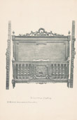 [08/56] - Antique french carved wooden furnitures and Antique Woodcarving by Gustave Gallerey - French Louis XVI Bed