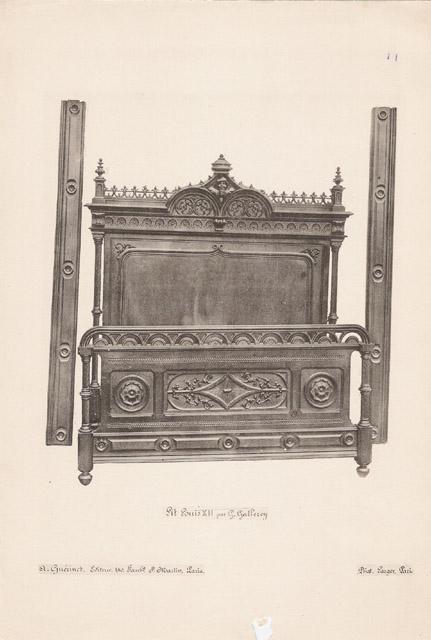 alte stiche stiche von antikes m bel. Black Bedroom Furniture Sets. Home Design Ideas