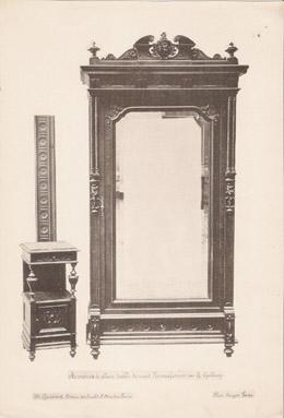 Grabados antiguos grabado de 14 56 antiguos muebles for Muebles franceses