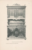 [19/56] - Antique french carved wooden furnitures  and Antique Woodcarving by Gustave Gallerey - French Renaissance Style Buffet