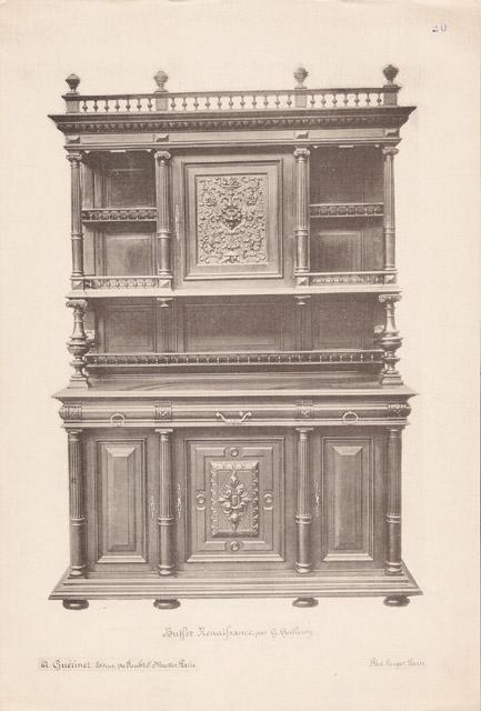 Grabados antiguos grabado de 20 56 antiguos muebles - Muebles madera antiguos ...
