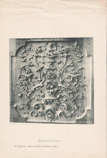 Stampe antiche stampa di 51 56 mobili antichi - Mobili antichi francesi ...