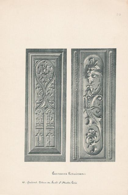 Stampe antiche stampa di 44 56 mobili antichi - Mobili antichi francesi ...