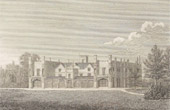 Rendlesham House near Woodbridge - The Seat of Lord Rendlesham  - Suffolk (England)