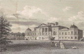 Wrotham Park - The seat of George Byng, Esq. - Middlesex (England)
